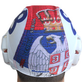 Waterpolo cap Serbia
