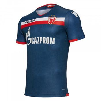 Macron away FC Red Star jersey 2018 19   Small Serbian Shop 1b7df36c2