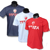 T-shirt Red Star Belgrade