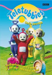 Teletubbies Nursery Rhymes Dvd