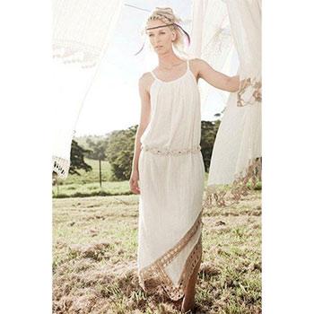 Samoposluga maxi dress