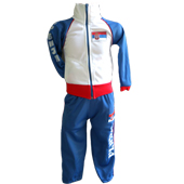 Kids tracksuit Serbia set  model C
