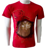 T shirt Serbia 1389 - red