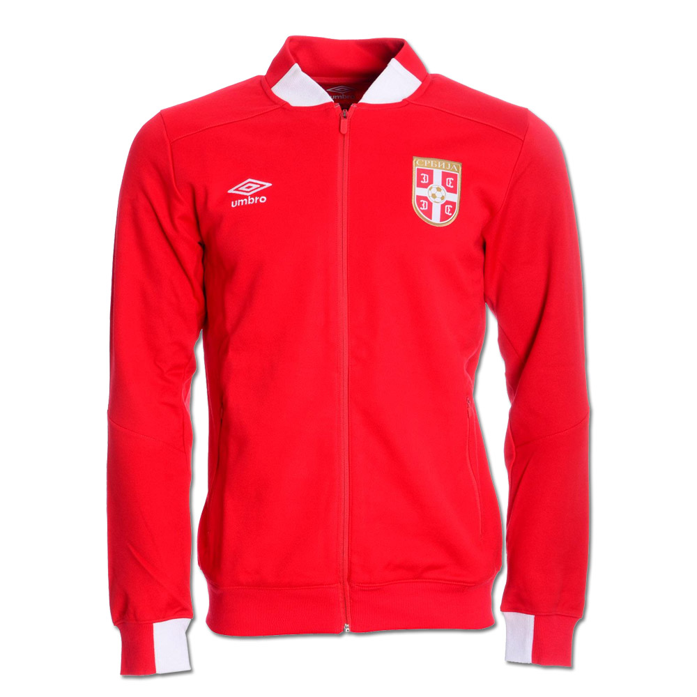 2b51190e0c2 Umbro walkout jacket Serbia 16 17. Move your mouse over the image to zoom