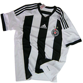 Adidas kids jersey FC Partizan for season 2014/15